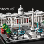 London's Trafalgar Square Officially Joins The LEGO Architecture Lineup
