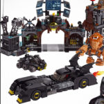 LEGO <em>Batman</em> 80th Anniversary Sets Includes A 1,000-piece Batcave