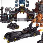 LEGO <em>Batman</em> 80th Anniversary Sets Includes A 1,000-piece Batcave