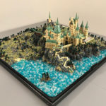 Micro Scale LEGO Hogwarts That Packs 75K Pieces Is Utterly Breathtaking