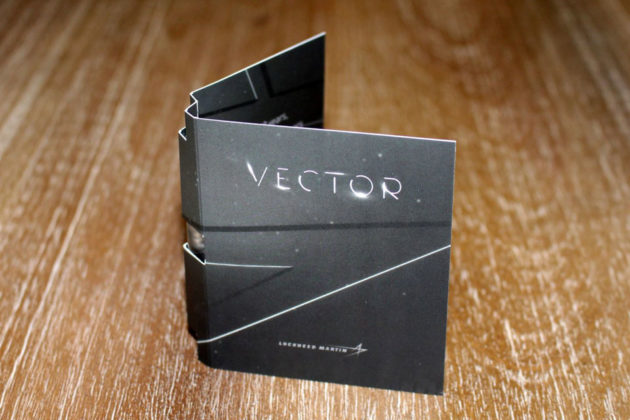 Lockheed Martin Vector Space Smell Perfume