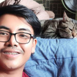 This Adorable Cat Was Why A Man Struggles To Breathe Every Night