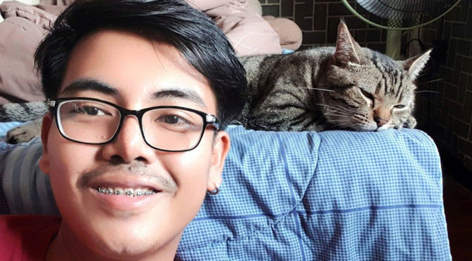 Man Suffocate By His Pet Cat Every Night