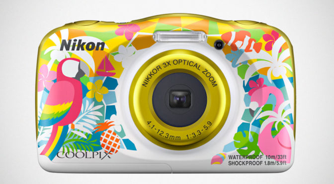 Nikon COOLPIX W150 Digital Camera