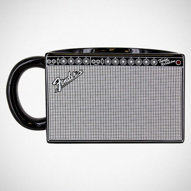 Official Fender Amp Mug by Paladone