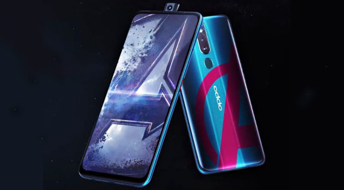 Malaysia To Get Special <em>Avengers</em> Edition Oppo F11Pro Next Week