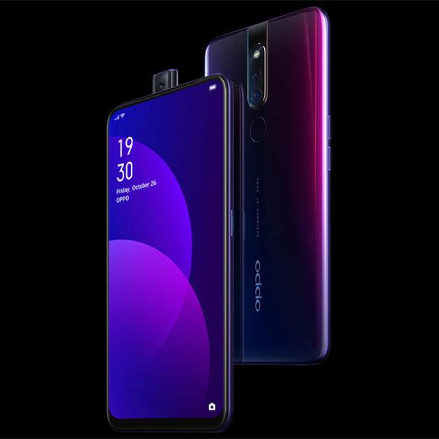 Oppo F11Pro Smartphone