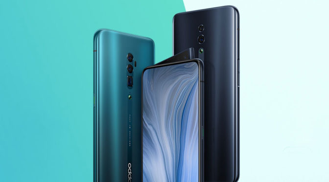 Oppo Reno Has 10x Hybrid Optical Zoom And Pivoting Selfie Camera