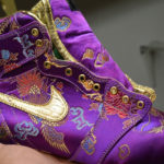 This Pair Of Oriental-Style Custom Nike Kicks Is Actually Quite Stunning