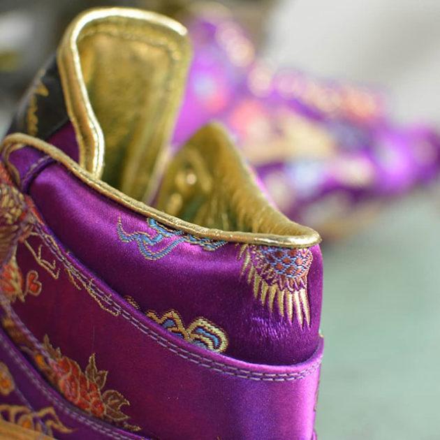 Oriental Style Custom Nike Sneakers