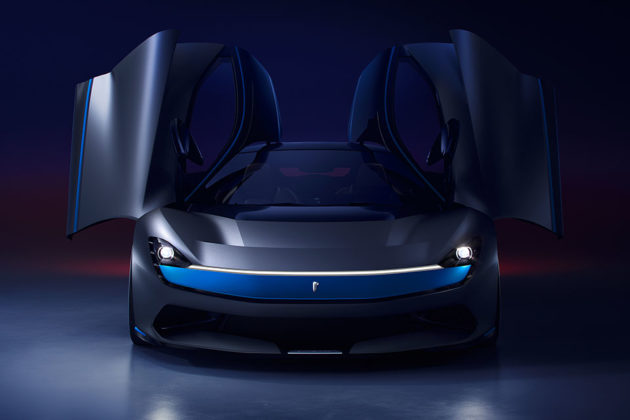 Pininfarina Battista Electric Hypercar