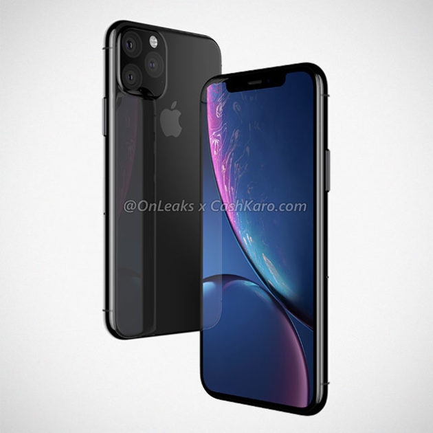 Renders And Video of Apple iPhone XI