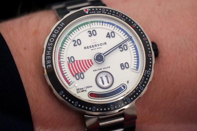 Reservoir Watch Hyrdrosphere Dive Watches