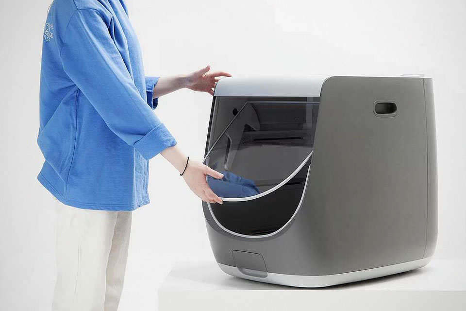 S2VICTOR Automatic Dog Washer