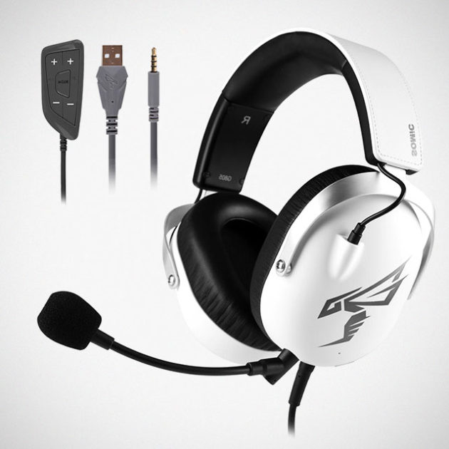 SOMiC G805 Gaming Headset for FPS Games