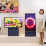 Samsung Targets Millennial With Vertical TV, Unveils Artsy The Frame TV