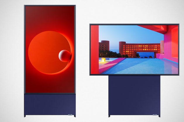 Samsung 43-inch The Sero QLED TV