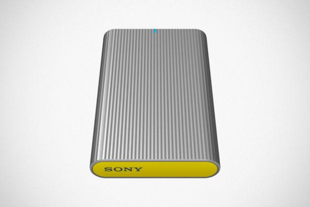 Sony SL-C External SSD Drive