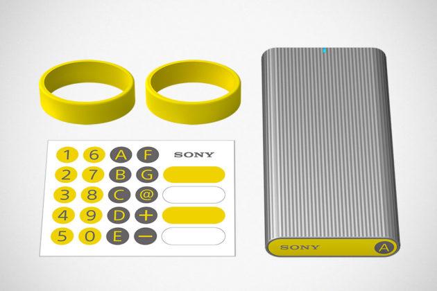 Sony SL-M External SSD Drive