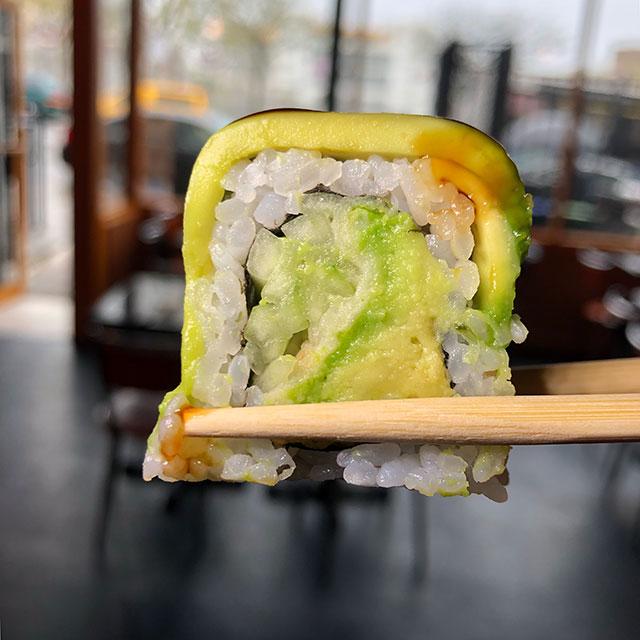 Sushi Sushi NYC Kyoto Roll