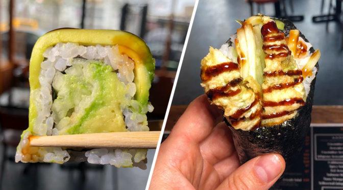 Sushi Sushi New York City Sushi