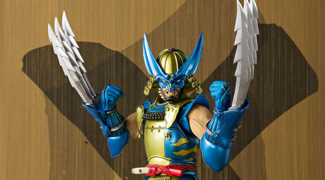 Bandai Tamashii Nations Reimagined <em>Wolverine</em> As A Samurai