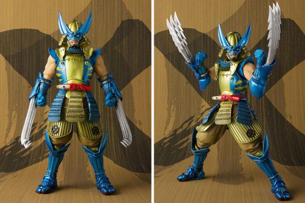 Tamashii Manga Realization Wolverine Action Figure