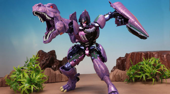 Transformers Masterpiece MP-43 Megatron Beast Wars
