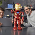 UBTech <em>Iron Man</em> Robotic Toy Lets Your Play Out Your Superhero Fantasy