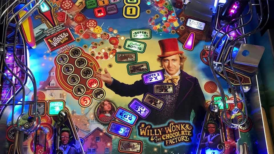 Willy Wonka And The Chocolate Factory Now Has Its Own