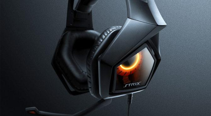 ASUS ROG Strix Pro 7.1 Gaming Headphones