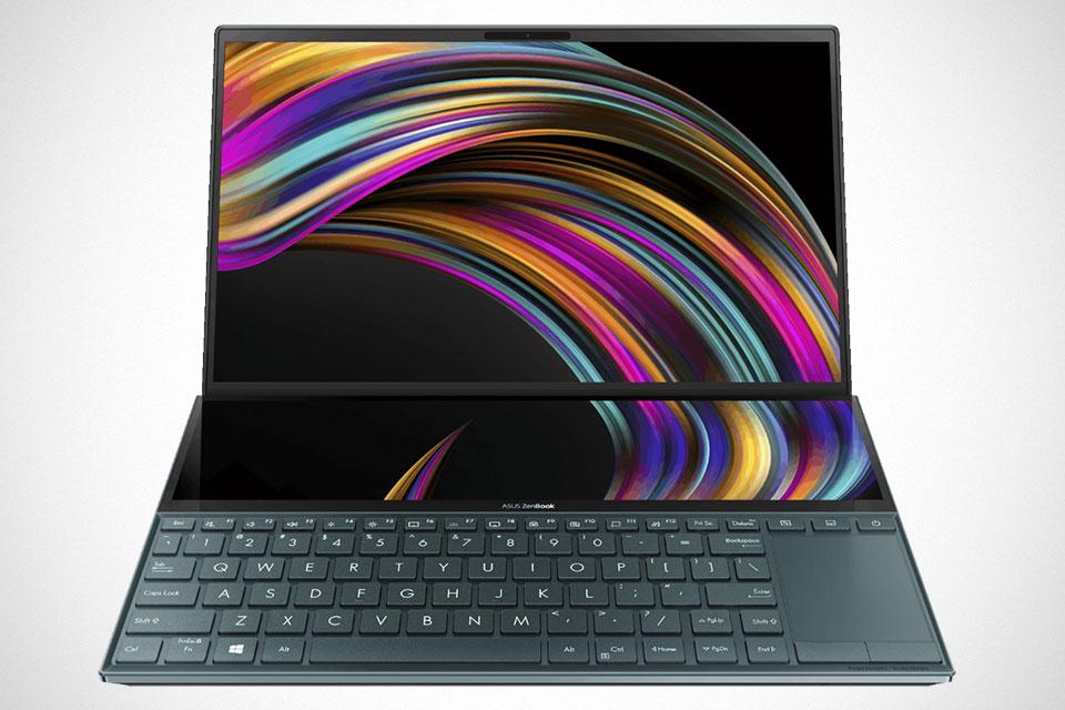 ASUS ZenBook Duo (UX481)