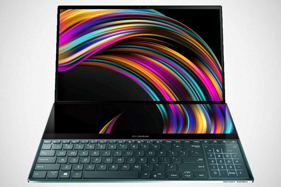 ASUS ZenBook 15 Pro Duo (UX581)