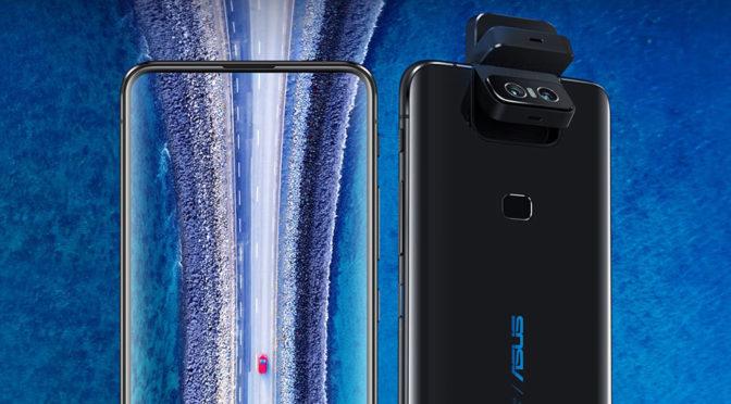 ASUS ZenFone 6 Is Notch-less, Has A Flip-up Selfie Camera