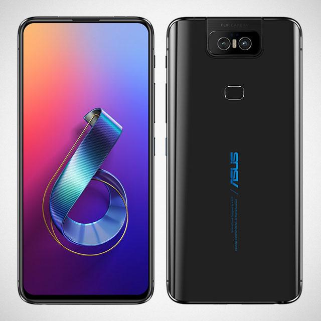ASUS ZenFone 6 Smartphone