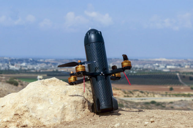 AerialX DroneBullet Counter-drone Drone
