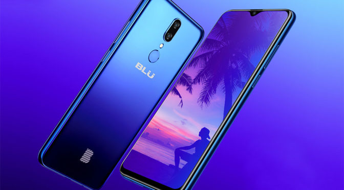 BLU G9 Android Smartphone