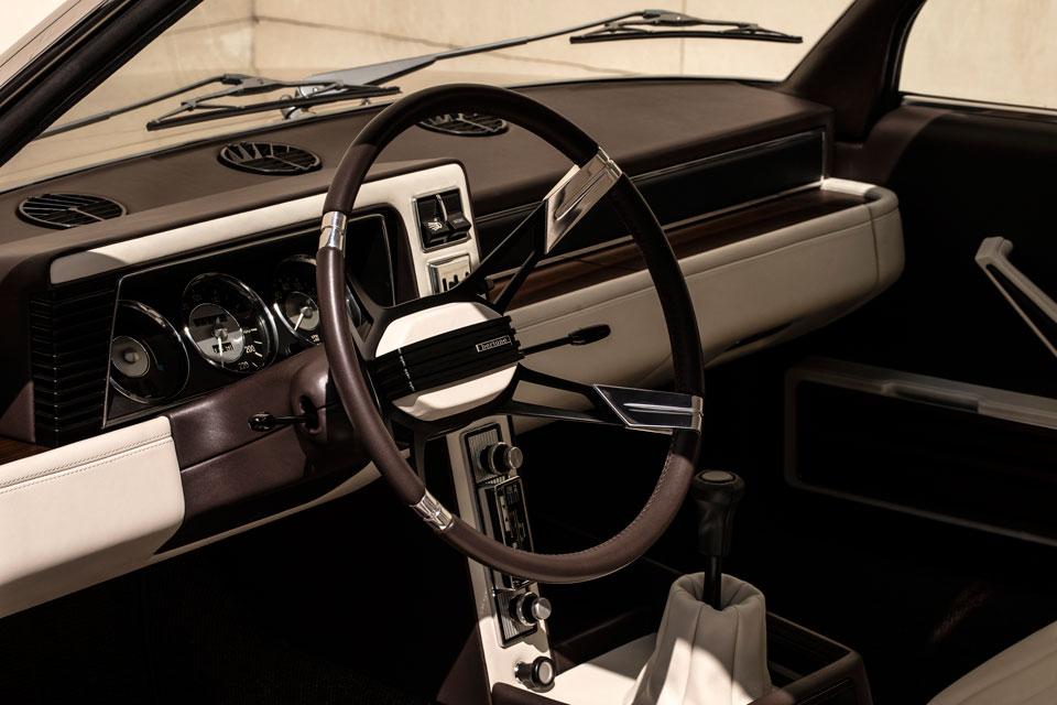 BMW Garmisch by Marcello Gandini Recreated