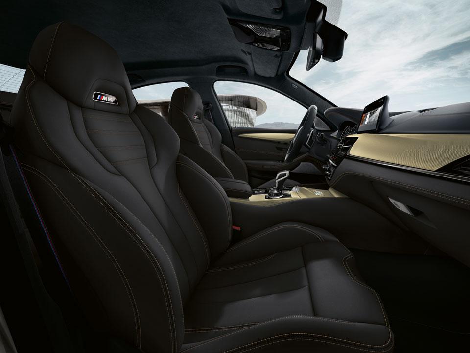 BMW M5 Edition 35 Years Sports Sedan