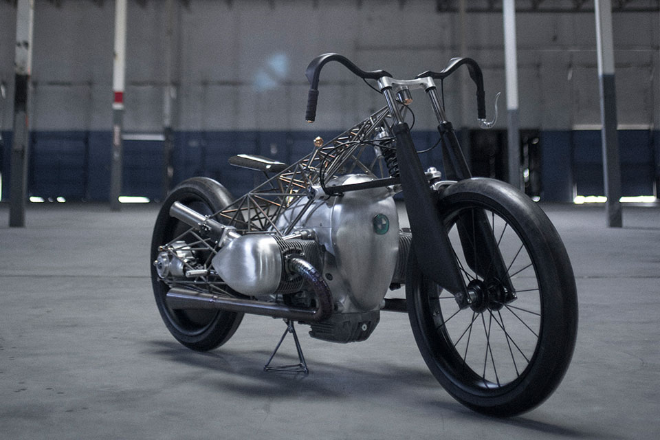BMW The Revival Birdcage Custom Motorcycle