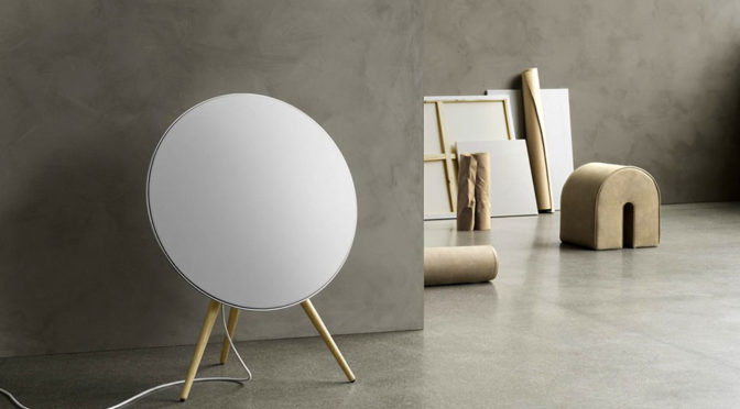 Bang & Olufsen Beoplay A9 Speaker Updated
