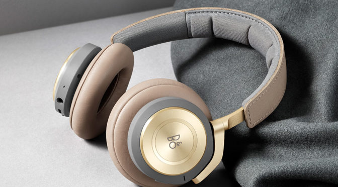 Bang & Olufsen Updates H9 Wireless Headphones With Google Assistant