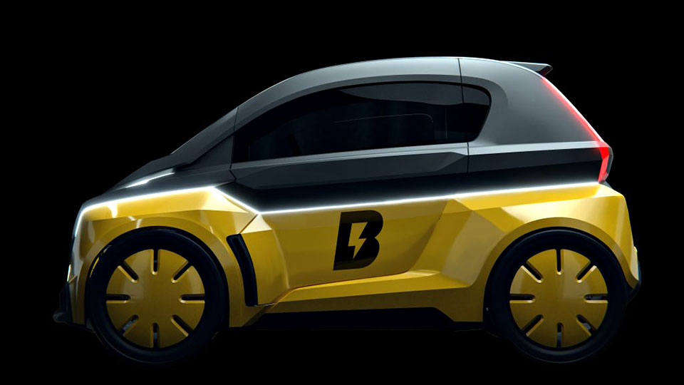 Usain Bolt S Mobility Company Launches 2 Seater Electric