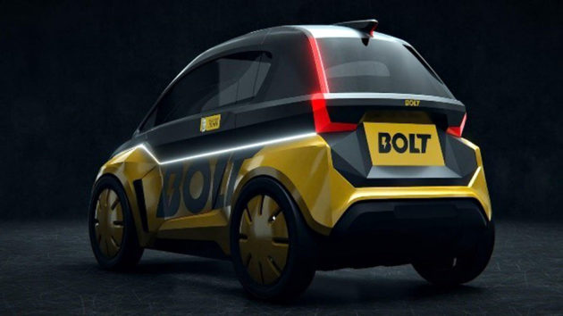 Bolt Mobility Bolt Nano Electric Vehicle
