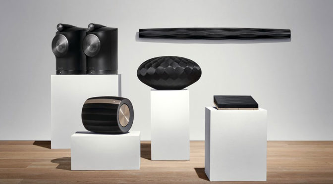 Bowers & Wilkins Formation Wireless Audio Products