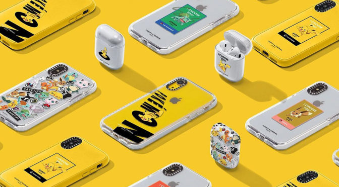CASETiFY x Pokémon Day and Night Collection