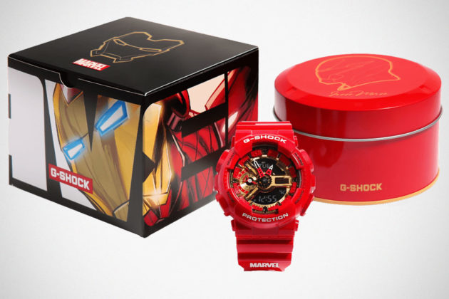 CASIO G-Shock Avengers Collection