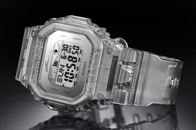 CASIO G-Shock x Kanoa Igarashi G-LIDE