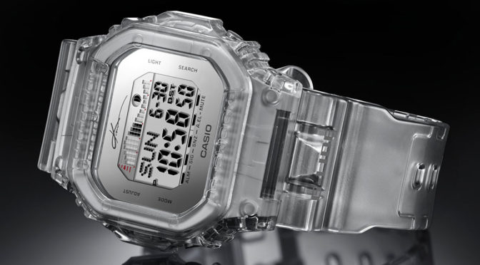 CASIO G-Shock x Pro Surfer Kanoa Igarashi G-LIDE Watch Announced