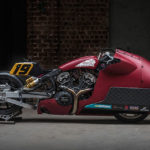Check Out This Jaw-dropping Custom Indian Scout Bobber Drag Bike